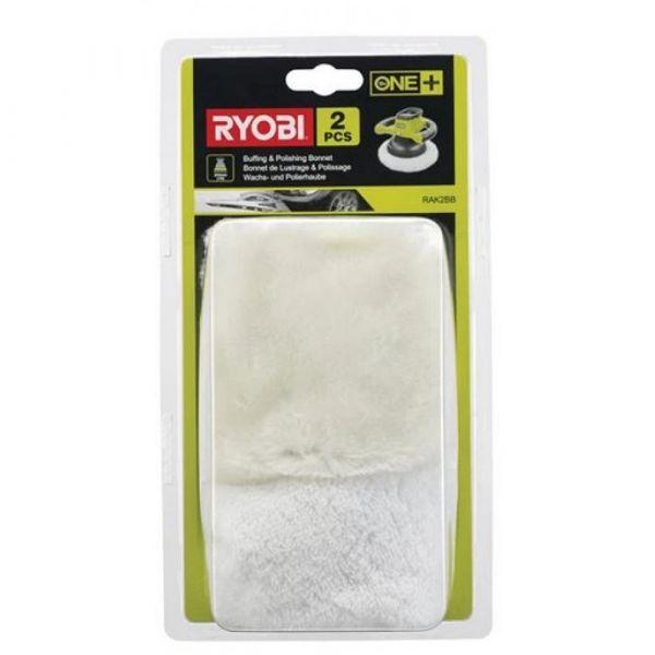 Ryobi RAK2BB - Sada návleků na leštičku