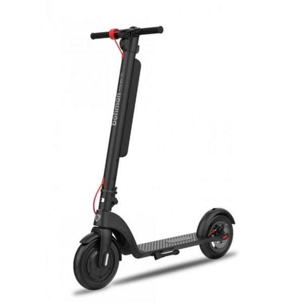 Elektrická koloběžka Bohman Go Plus Red 350W