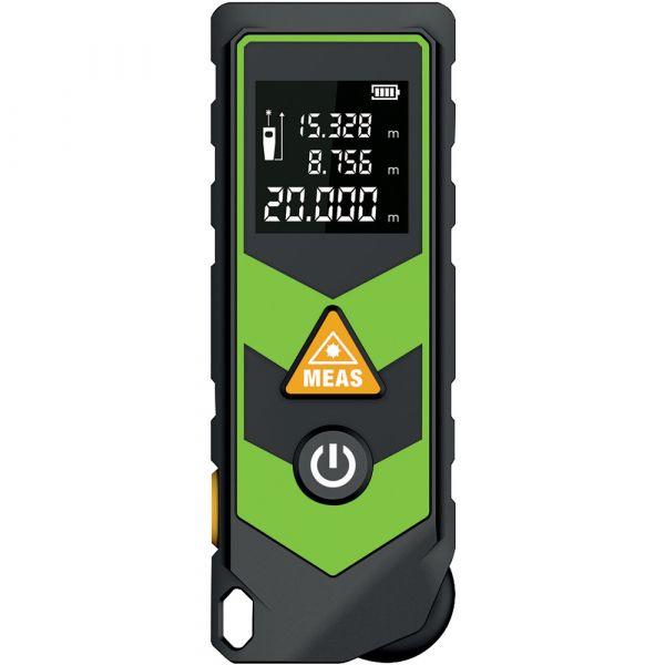FDLM 1040 Laserový měřič vzdál FIELDMANN