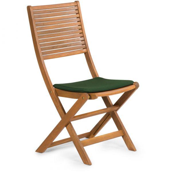 FDZN 9018 Podsedák židle zel. FIELDMANN