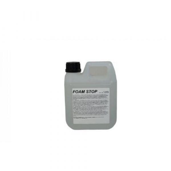 FOAM STOP SV1 6x1 l - Kapalný produkt vyztužený aktivními silikonovými sloučeninami. který rychle působí proti nežádoucí tvorbě pěny