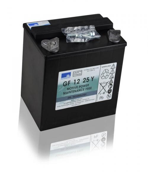 Gelová trakční baterie Sonnenshein GF 12 025 YG