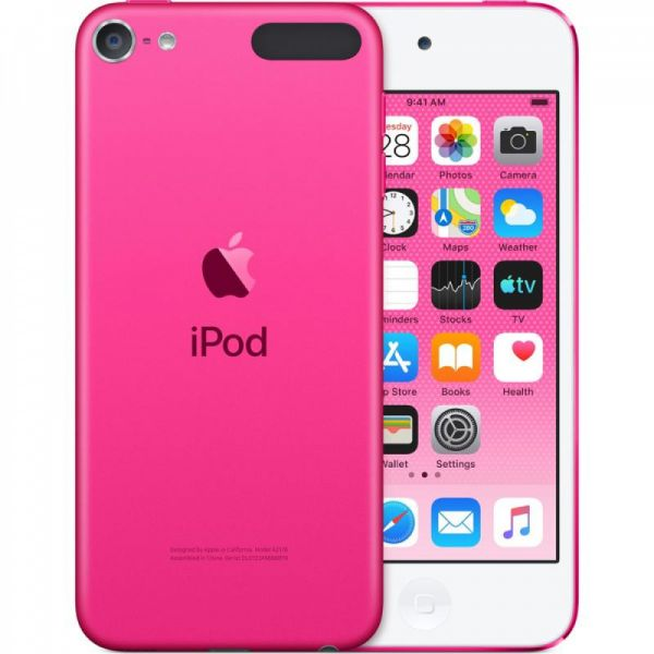 iPod touch (7gen) 256GB - růžový
