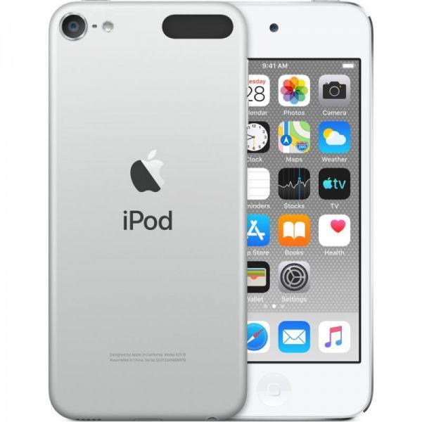 iPod touch (7gen) 256GB - stříbrný