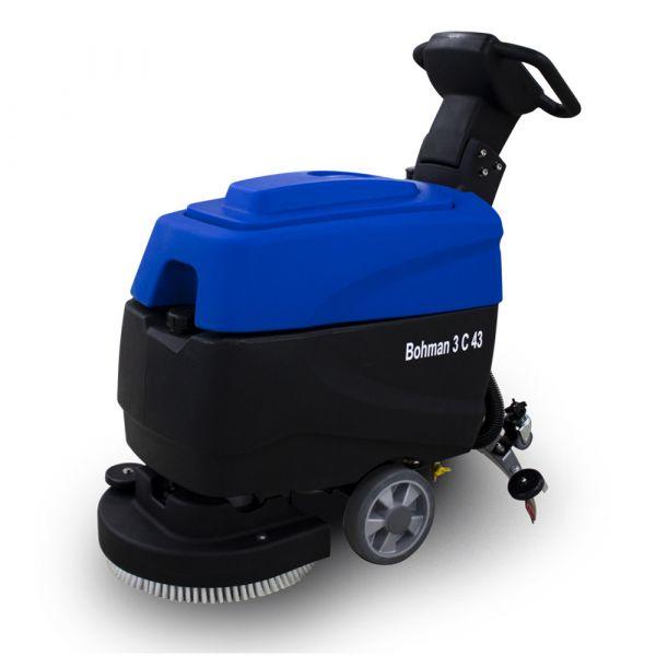 Kabelový podlahový mycí stroj Bohman 3 C 43