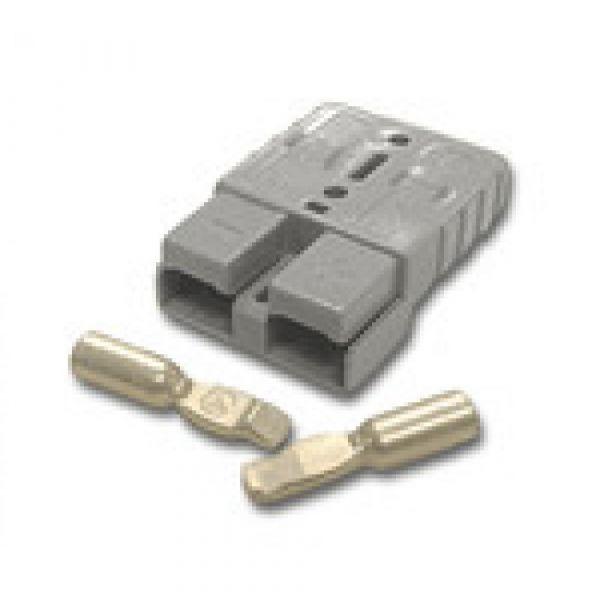 Konektor CB 50A 47.6 x 15.9 mm šedý