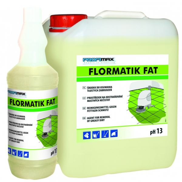 Lakma Profimax Floormatik Fat 10 litrů - čisticí prostředek