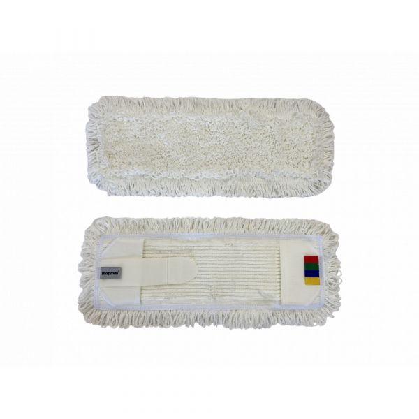 Mopman všívaný mop z mikrovl. PROFI kapsový s dlouhým jazykem pro držák 40 cm