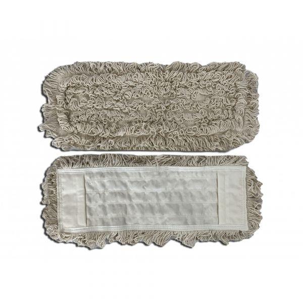 Mopman bavlněný plochý mop BASIC 50 cm kapsový