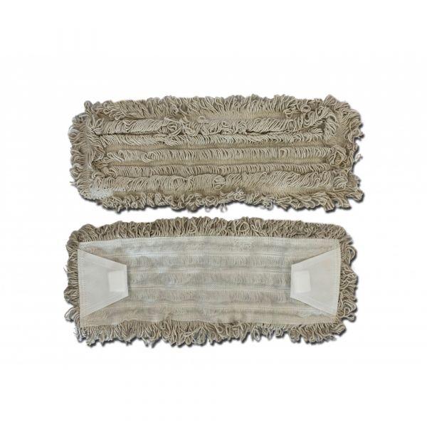 Mopman bavlněný plochý mop BASIC 50 cm s jazyky