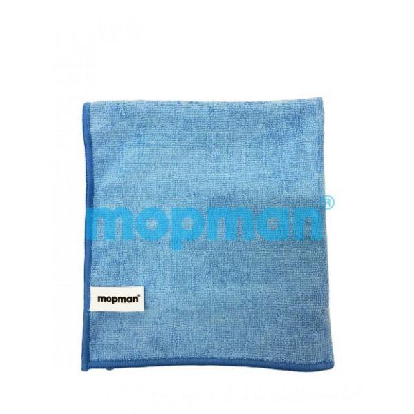 MOPMAN mikro utěrka 40x40 260 GR modrá
