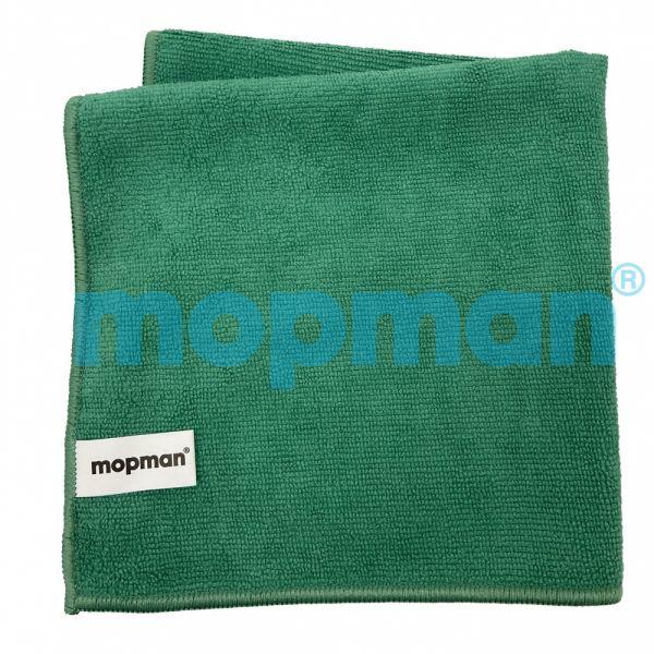 MOPMAN mikro utěrka 40x40 260 GR zelená