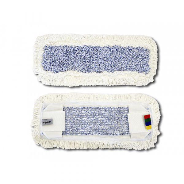 Mopman všívaný mop z mikrovlákna PROFI kapsový s jazyky pro držák 50 cm
