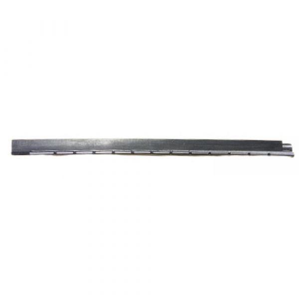 Nerezová lišta s gumou 35 cm pro držák okenní stěr
