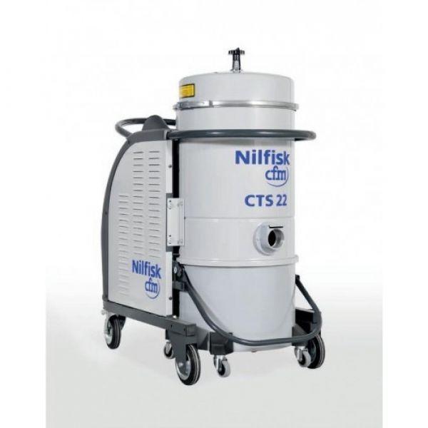 Nilfisk CFM CTS 22 průmyslový vysavač
