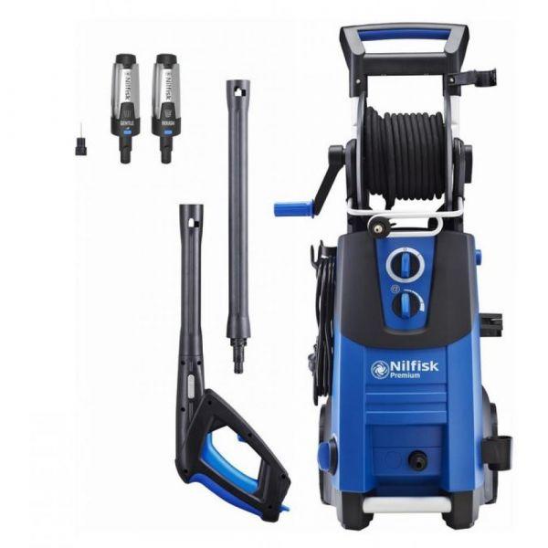 Nilfisk Premium 190-12 - vysokotlaký čistící stroj