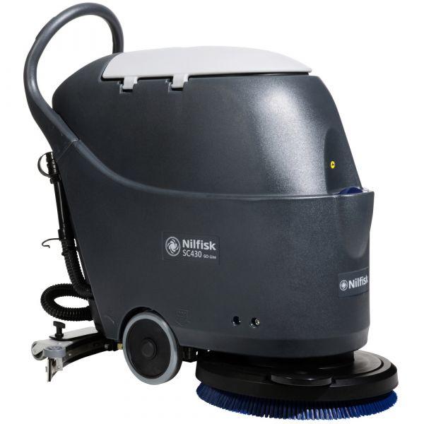 Nilfisk SC 430/53 B GO FULL PKG - použitý podlahový mycí stroj