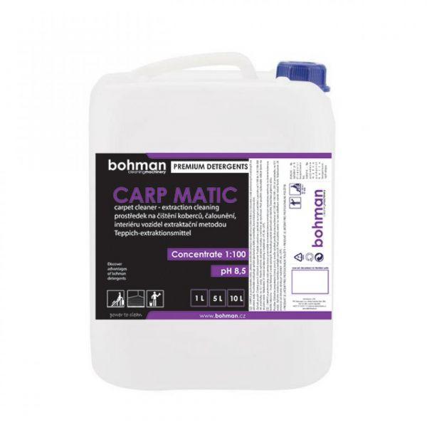 Perlmax Bohman Carp Matic 10 litrů - čisticí prostředek na čistění koberců extraktory