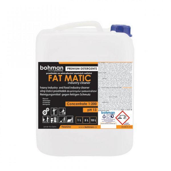 Perlmax Bohman Fat Matic 200 litrů - čistici prostředek