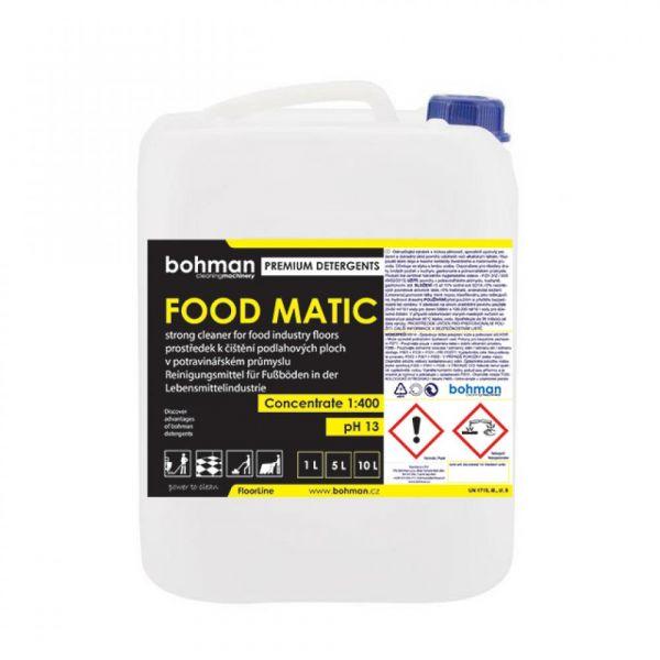 Perlmax Bohman Food Matic 1 litr - čisticí prostředek pro potravinářské provozy