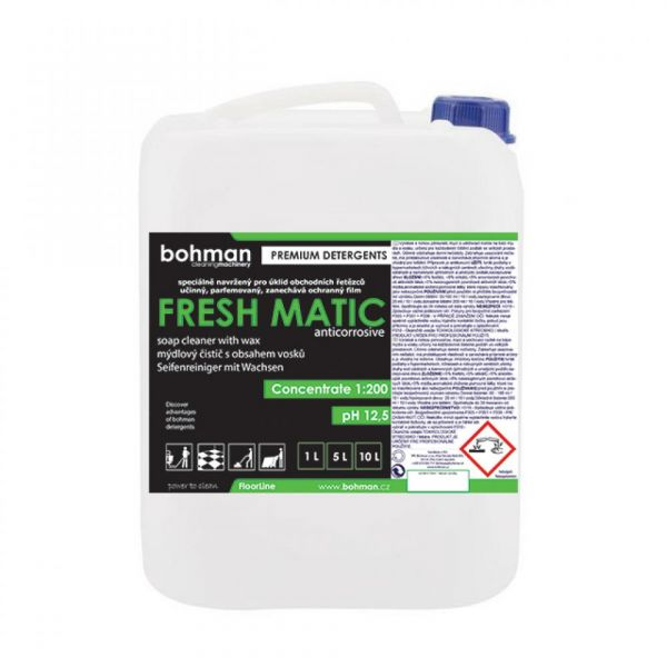 Perlmax Bohman Fresh Matic 5 litrů