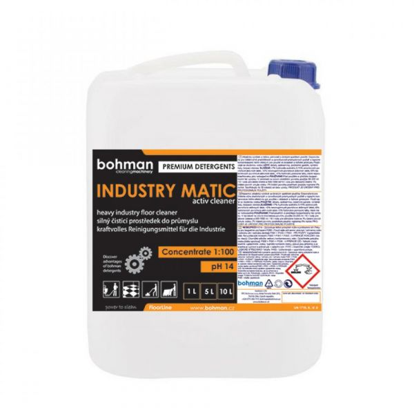 Perlmax Bohman Industry Matic 01 10 litrů