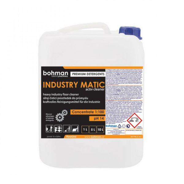 Perlmax Bohman Industry Matic 01 200 litrů