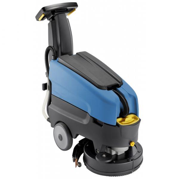 Podlahový mycí stroj bateriový Mopman MS 36 B včetně baterií. nabíječe. kartáče