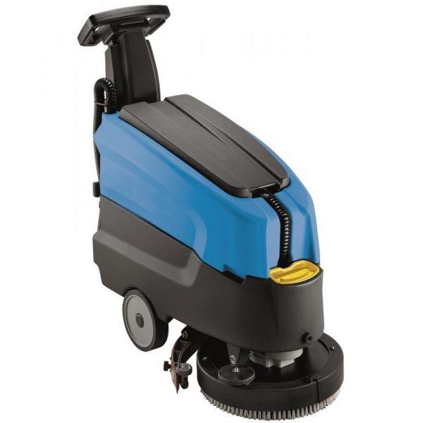 Podlahový mycí stroj kabelový Mopman MS 45 E včetně kartáče. přívodního kabelu