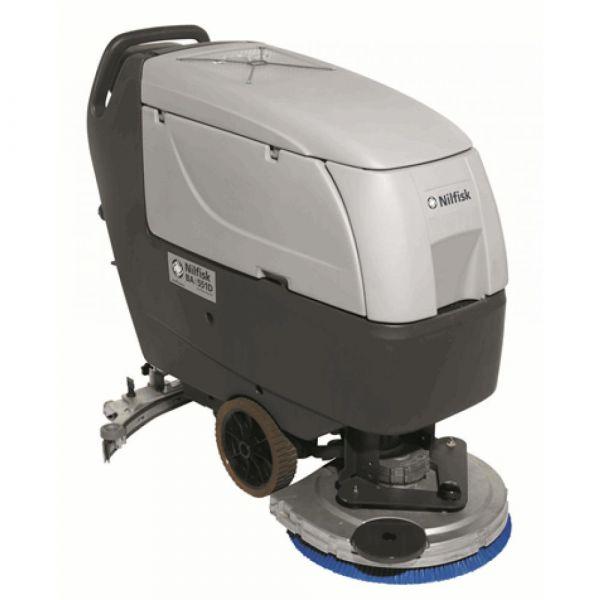 Nilfisk BA 551 D podlahový mycí stroj