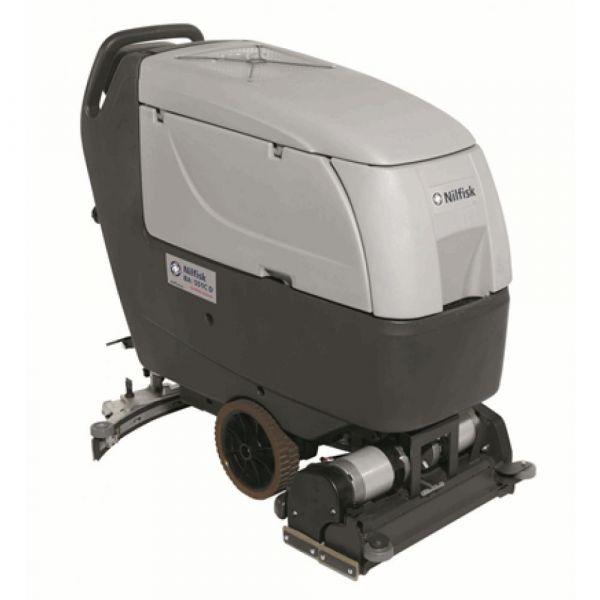 Nilfisk BA 551C D (válcový kartáč) podlahový mycí stroj