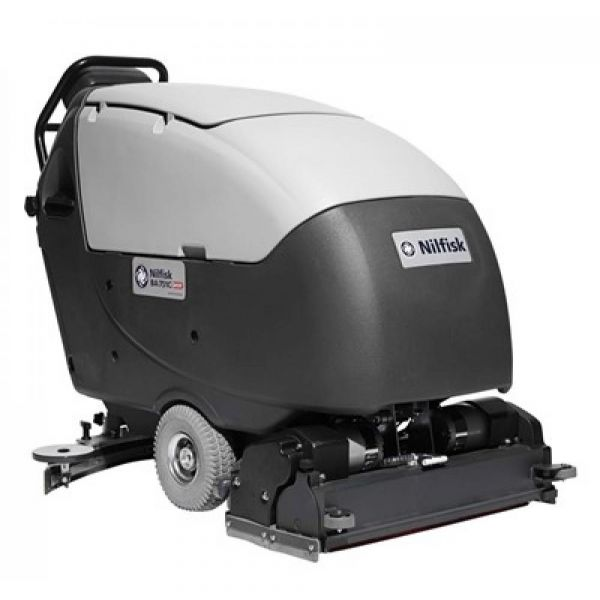 Nilfisk BA 751C (válcový kartáč) podlahový mycí stroj