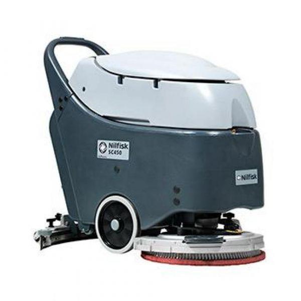 Nilfisk SC 450 B FULL PACKAGE (Combi) podlahový mycí stroj