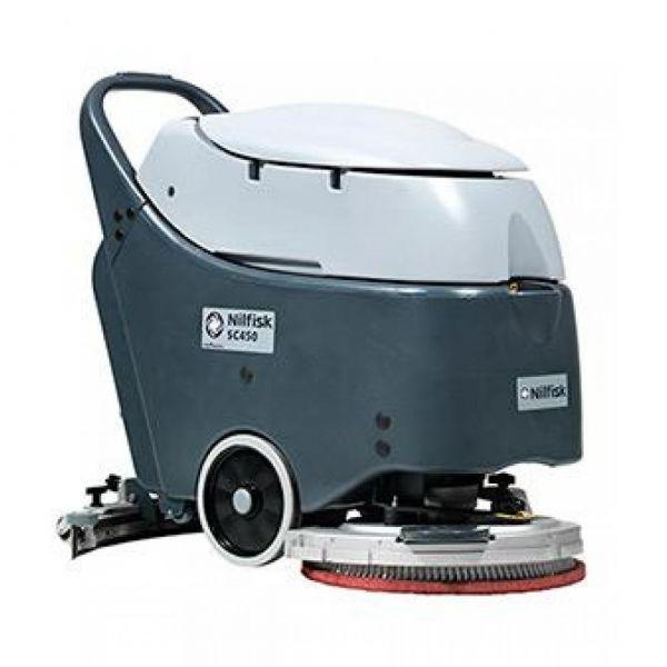 Nilfisk SC 450 E podlahový mycí stroj
