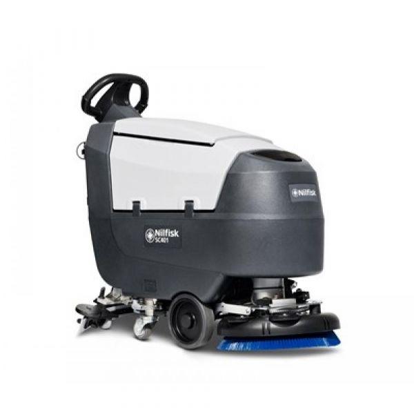Nilfisk SC401 43 E podlahový mycí stroj kabelový