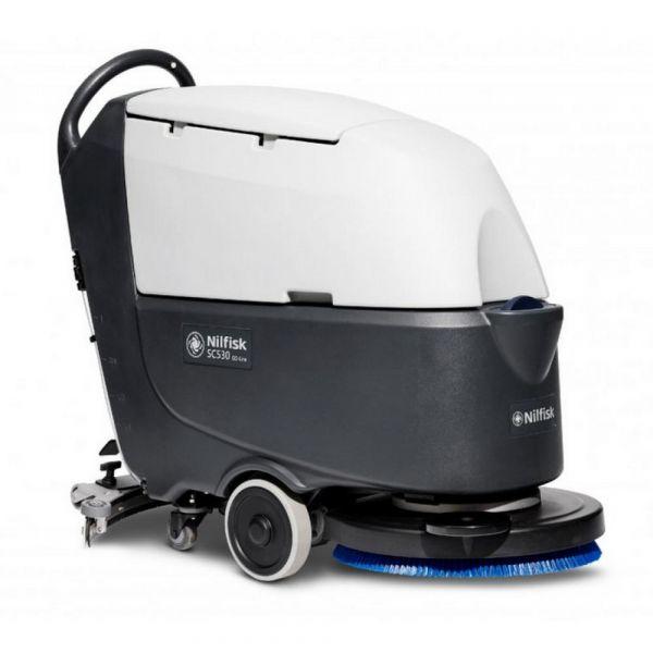 Nilfisk SC530 BD GO FULL PKG podlahový mycí stroj