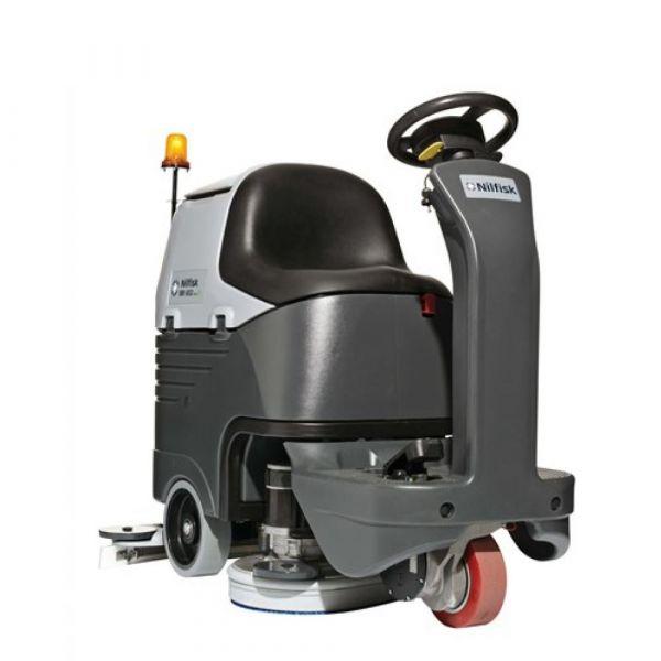 Nilfisk BR 652 podlahový mycí stroj se sedící obsluhou