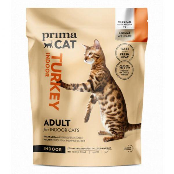 PrimaCat Krocan pro dospělé kočky žijící uvnitř 400 kg