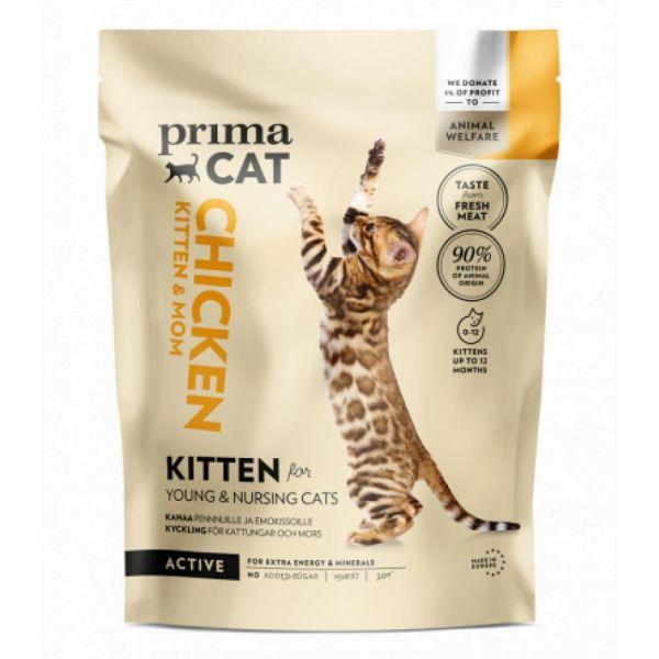 PrimaCat Kuře pro koťata 400 g