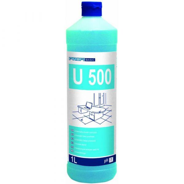 PROFIBASIC U 500 - univerzální čistící prostředek 1 litr