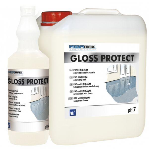 PROFIMAX GLOSS PROTECT (intenzivní lesk) - PVC. LINOLEUM. KÁMEN 1 litr