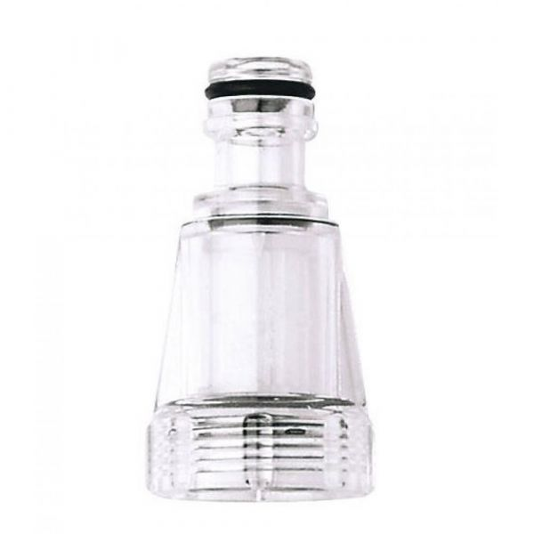 Průhledný vodní filtr