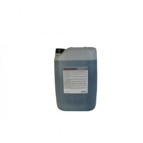 QUICKDRY SV1 25 l - Kapalný. mírně kyselý pomocný prostředek pro rychlé zasychání lakovaných povrchů na vozidlech