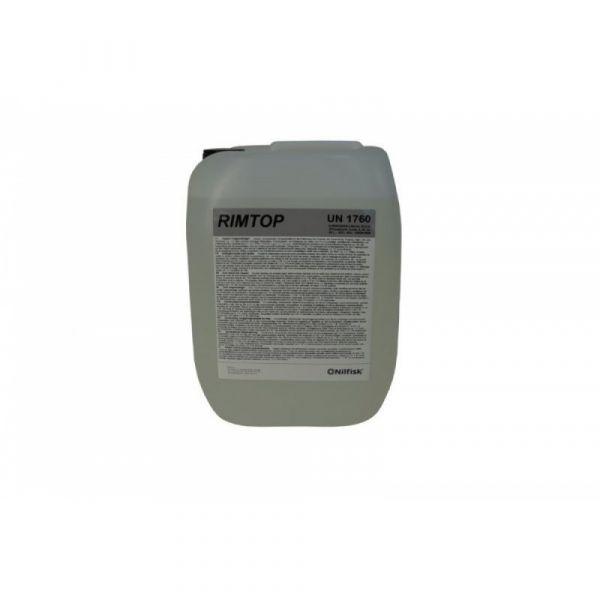 RIM TOP SV1 10 l - Kapalný. kyselý. pěnivý. předstřikovací prostředek. který odstraňuje usazeniny. například prach z brzd