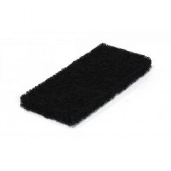 Ruční pad Bohman super pad 11.5x25 černý