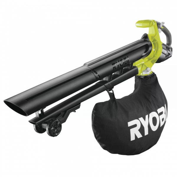 Ryobi OBV18 - 18V Bezuhlíkový akumulátorový fukar a vysavač