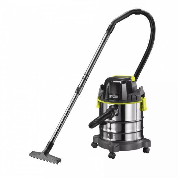 Ryobi R18WDV-0 - 18V Akumulátorový vysavač na suché a mokré čištění