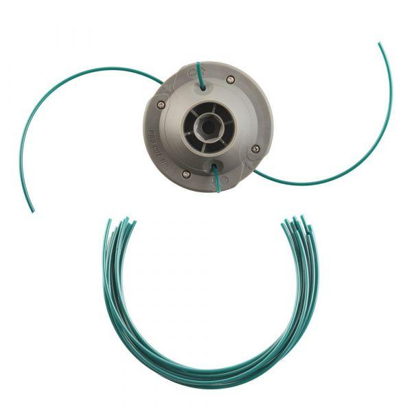 Ryobi RAC113 - Strunová hlava Pro Cut II™ k benzínové strunové sekačce s 2.7mm strunou (10ks v balení)