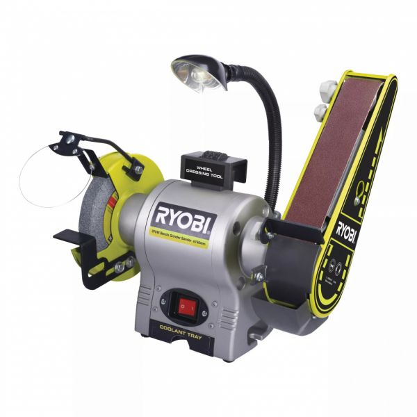 Ryobi RBGL650G - 370W Bruska