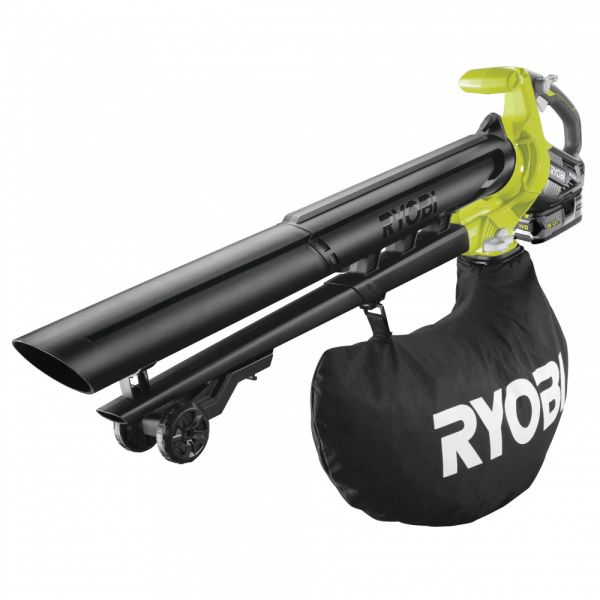 Ryobi RBV1850 - 18V Akumulátorový fukar/vysavač (1x5.0Ah)